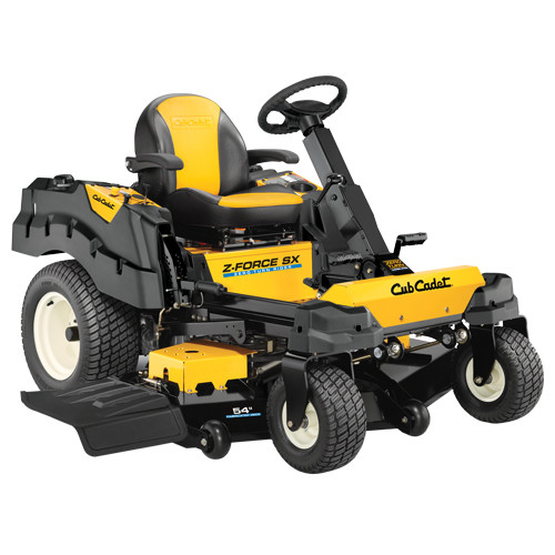 Ride On Mowers RIDE ON CUB CADET Z-FORCE SX54
