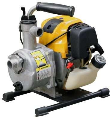 Pumps WATER PUMP CROMTECH PORTABLE 1″ CTP101 ( WITH HOSE KIT)
