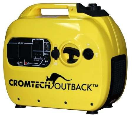 Generators Generator Cromtech Outback 2.4Kw Inverter