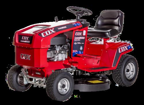 Lawn Tractors RIDE ON COX LAWNBOSS 32″