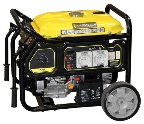 Generators Generator Cromtech AVR 6.5 Kva