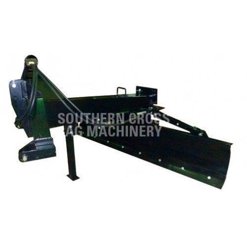 Implements and Attachments IMPLEMENT SX 8FT HEAVY DUTY GRADER BLADE