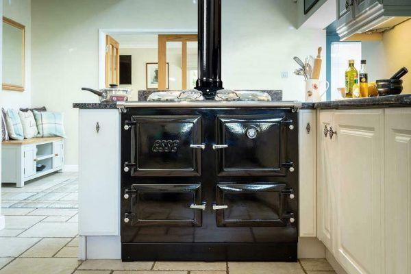Cooking Cooker Esse 990 Wood Stove