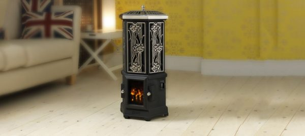 Gas Heating Heater ESSE Solo Electric
