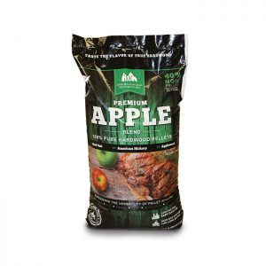 Smoker & Grill Accessories Pellets Premium Hardwood Apple Blend GMG-2002