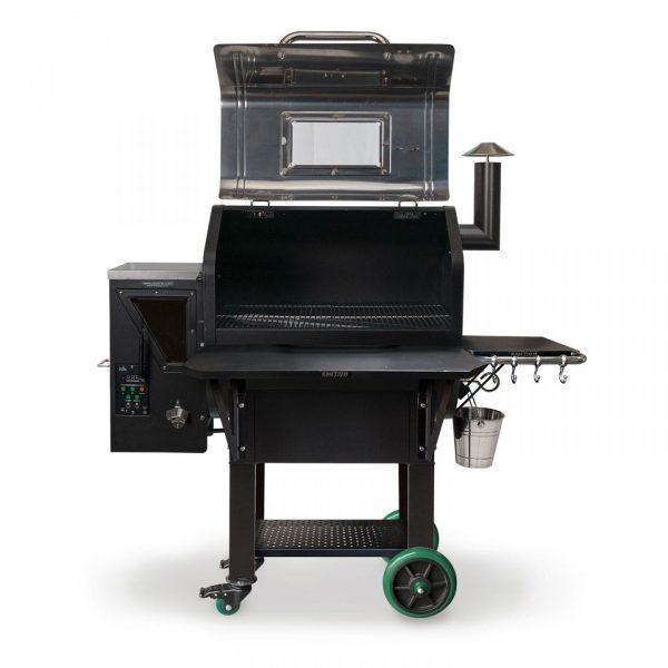 Smokers and Grills Pellet Grill GMG Daniel Boone Primr WiFi SS Hood