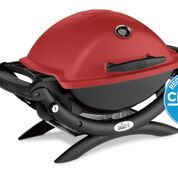Barbeques & Outdoor Entertaining Weber baby Q  Red LP