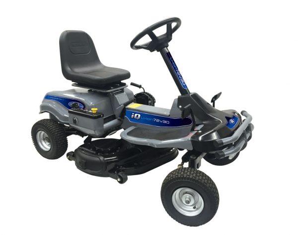 Lawn Tractors RIde on Cox  IQ Intelligent Mower (LI-ion Technology)
