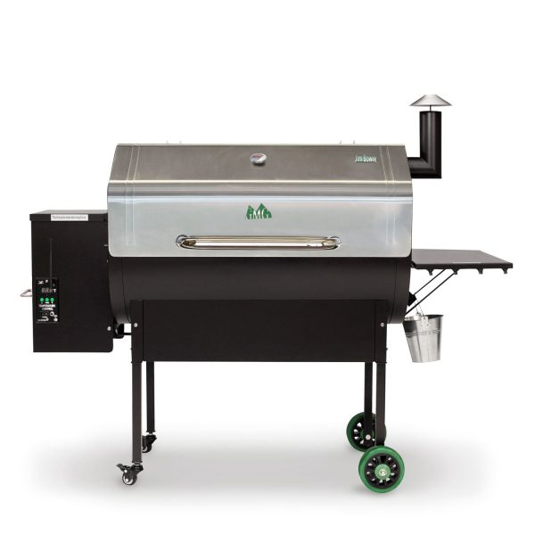 Smokers and Grills Pellet Grill GMG Jim Bowie GMG-JBWF SS