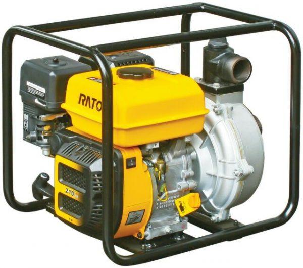 Pumps FIRE FIGHTER   RATO 2″ High Pressure Pump – Single Impeller