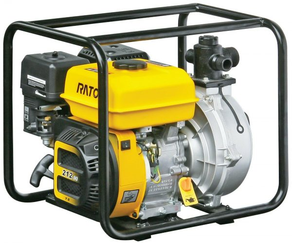 Pumps FIRE FIGHTER RATO 2″ High Pressure Pump – Twin Impeller