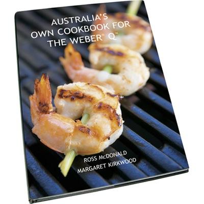 Weber Assessories WEber Australia's own Cookbook for the Weber Q