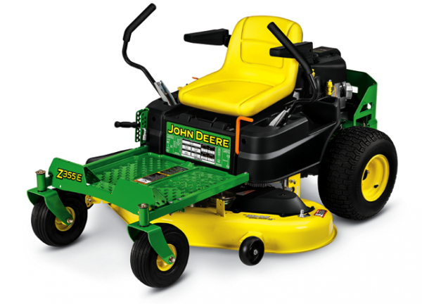 Ride On Mowers RIDE ON JOHN DEERE Z355E 48″ CUT