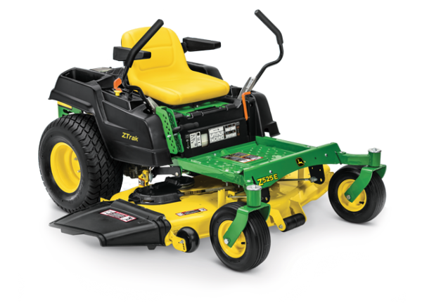 Ride On Mowers RIDE ON JOHN DEERE Z525E 48″ CUT