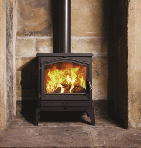 Freestanding Wood Heaters Heater ESSE 700 Vista Wood