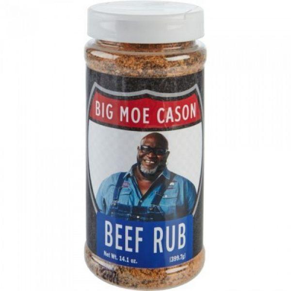 Championship Rubs & Sauces Rub Big Moe Cason Beef Rub