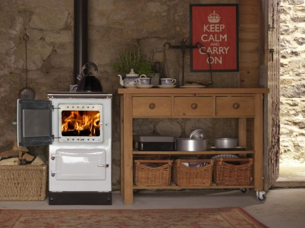 Cooking Cooker Esse 500+1 Wood Stove