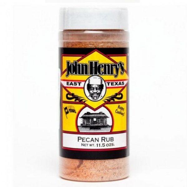 Championship Rubs & Sauces Rub John Henry's Pecan Rub