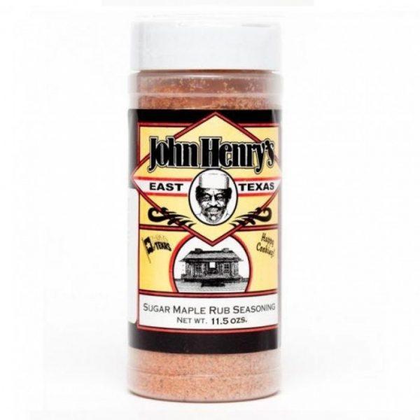 Championship Rubs & Sauces Rub John Henry's Sugar Maple Rub