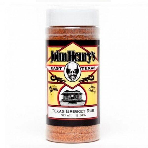 Championship Rubs & Sauces Rub John Henry's Texas Brisket Rub