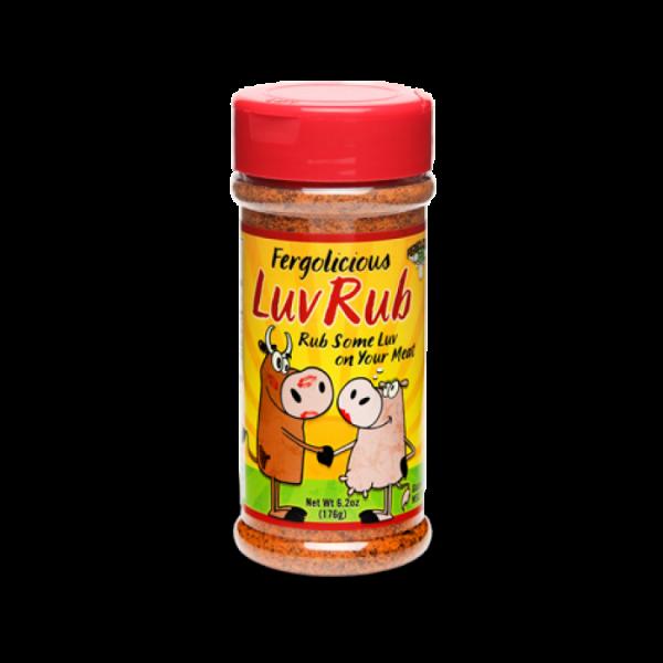 Championship Rubs & Sauces Rub Fergolicious BBQ Luv Rub