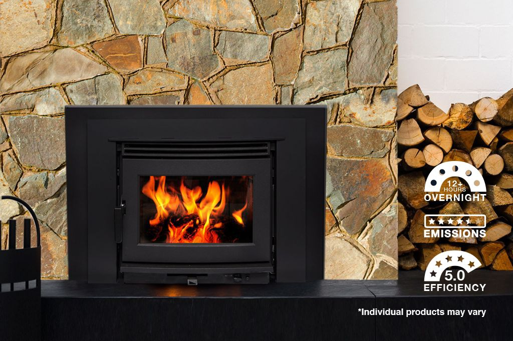high efficient wood heater The Neo by pacific energy