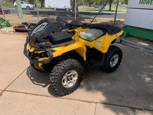 Mowerland Bargain Box & Pre-Loved Items Pre Loved  2015 Can-Am Outlander™ 500 XT