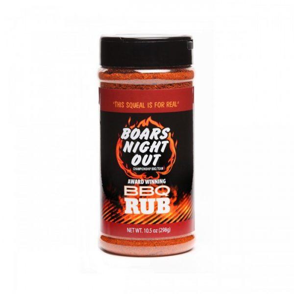 Championship Rubs & Sauces Rub Boars Night Out BBQ Rub