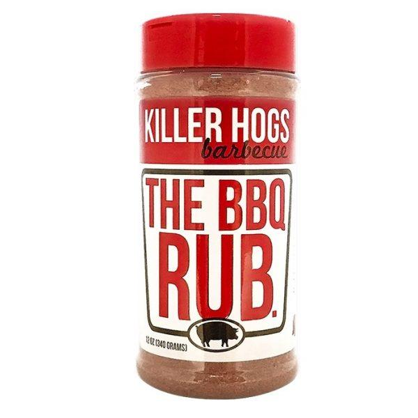 Championship Rubs & Sauces RUb Killer Hogs BBQ RUB