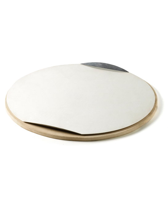 Weber Assessories Weber BABY Q Pizza Stone and Tray Small