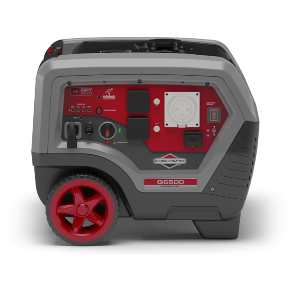 Generators GENERATOR  Briggs & Stratton Q6500