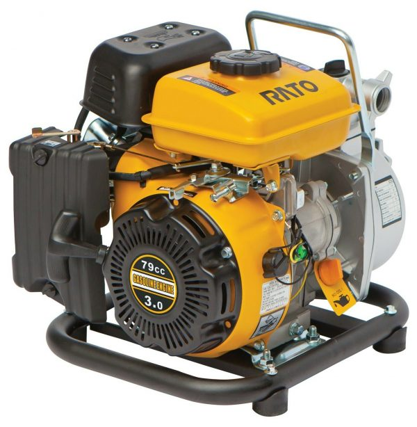 Pumps Water Pump RATO 1″ 3HP