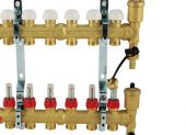 Hydronic Fitings - Manifolds