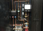In Slab Hydronic Heating - Infrastructure