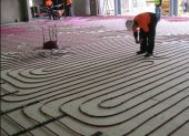 In Slab Hydronic Heating - In Slab Hydronic Heating