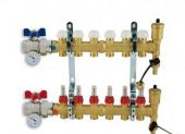 In Slab Hydronic Heating - Manifold