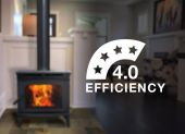 The Super Wood Heater - 4 Star Performance