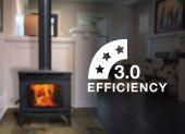 The Summit Wood Heater - Summit - 3 Star Performance
