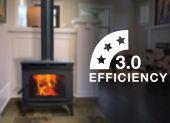 TN20 Wood Heater - 3 Star Efficiency
