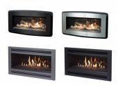 Esprit Gas Log Fire - Design your fire