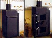 Dynamic Wood Boiler Range - Dynamic 2500 - Heats 25kW of hydronic water